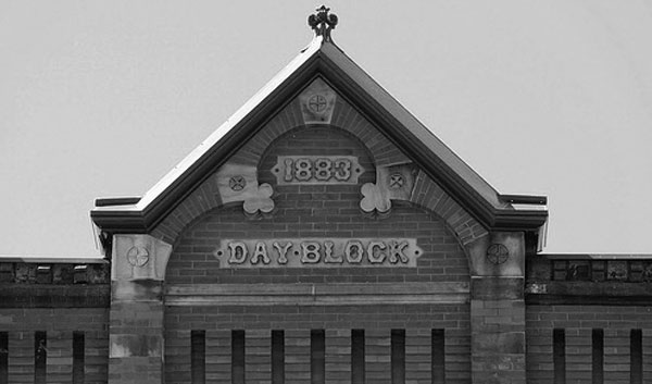 brick day block building